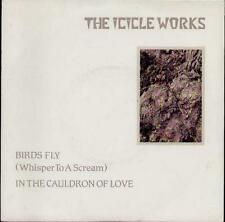 "ICICLE WORKS Birds Fly  7"" Ps"