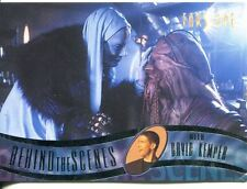 Farscape Season 3 Behind The Scenes Chase Card BTS26