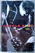 CAROLE KING - CONCERT - PRIORITY - CASSETTE TAPE - STILL SEALED