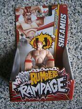 WWE Rumblers Rampage SHEAMUS Power Punch New