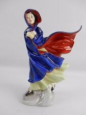 1987 ROYAL DOULTON MAY HN 2746 FIGURINE RETIRED