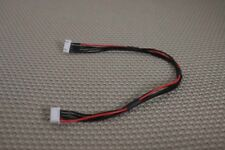 "NEW 12"" JST 4S LIPO BALANCE LEAD EXTENSION SILICONE 22awg WIRE ADAPTER US SELLER"