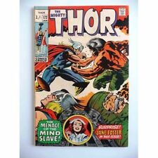 Thor 172 Stan Lee, Jack Kirby En Vo marvel golden age.