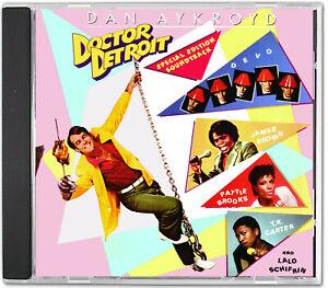 Dr. Detroit (1983) Special Edition Film Soundtrack CD New WaVe 80's Funk