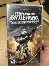 New listing Sony PSP Star Wars Battlefront Renegade Squadron Video Game Complete