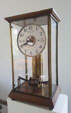 Rare et belle pendule BULLE CLOCK ancienne . Pendule electro magnétique