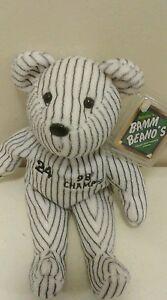 Yankees 98 champs Salvino's Bammers Beanos plush beanie BEAR 24 Martinez