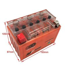 YTX9-BS Battery for Honda CBR 600 900R 900RR VT600C XR650L TRX 250 300EX 700