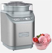 Cuisinart Ice Cream,Gelato,Frozen Yogurt & Sorbet Maker-Damaged Box