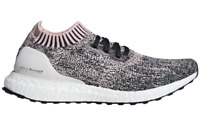 Adidas Ultraboost Uncaged Knit Pink Black White Running Shoes B75861 Womens 10