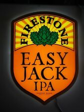 Firestone Brewery Easy Jack IPA Walker Brewing Company Beer Bar Led Light 805
