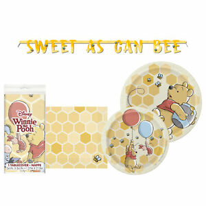 Winnie The Pooh Party Supplies You Pick from 5 Different Products