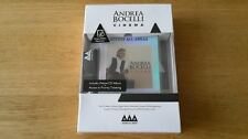 Andrea Bocelli - Cinema - Access all areas (Deluxe CD Box Set + extras) NEW