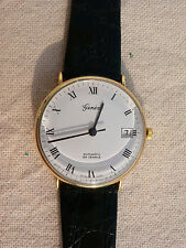 Geneve Gold 14K Automatic Vintage Watch