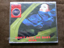 Sony   Maxi  CD    DON´T CALL ME BABY von  MINA (2003)  Neu & OVP