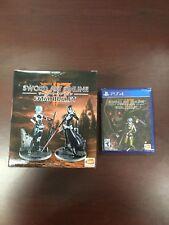 Sword Art Online Fatal Bullet Phantom Edition PS4 * ONLY 1000 MADE Playstation 4