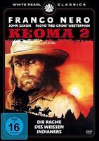 FRANCO/SAXON,JOHN NERO-KEOMA 2-DIE RACHE DES WEISSEN INDIANERS (EXT.  DVD NEU
