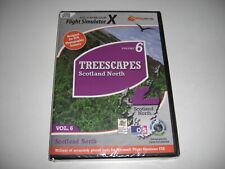 Treescapes Vol 6 Scotland North PC Add-on Microsoft Flight Simulator X FSX