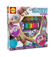 ALEX Toys DIY Wear Ultimate Friendship Bracelet Party Free Shipping