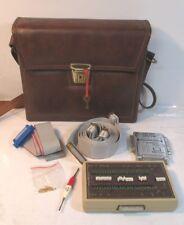 DATATRAN CORPORATION DATA TRACKER 31567 W/ LOCKING CASE/KEY & ACCESSORIES