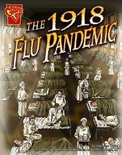 The 1918 Flu Pandemic (Graphic History)-ExLibrary