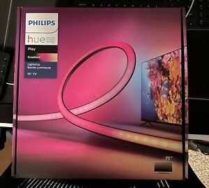 """Philips Hue Play Gradient Lightstrip 75"""" 560423 - In hand - Free Shipping 🔥"""