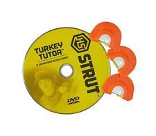 Hunters Specialties H.S. Strut Tutor Tone Trough Turkey Diaphragm Lure Combo New