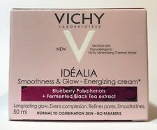 Vichy Idealia Smoothness & Glow Energizing Cream Normal Combination 50ml 04.2020
