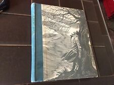 Wuthering Heights Emily Bronte 1943 HB Fritz Eichenberg Illustrations Engraving