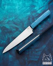KITCHEN HANDMADE CUSTOM KNIFE HANDY PETTY 160 3 PABIS
