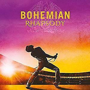 QUEEN - BOHEMIAN RHAPSODY  CD POP-ROCK INTERNAZIONALE