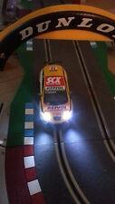 New SCX Seat leon WTCC Tarquini w ninco lights Valeo Livery