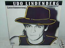 """*UDO LINDENBERG+PANIKORCHESTER""""GÖTTERHÄMMERUNG""""-12""""LP*"""