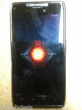 Motorola Droid Razr Maxx 16Gb Black (Verizon) Clean Esn Damaged Read!