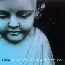 LP-ELBOW-TAKE OFF AND LANDING NEW VINYL RECORD