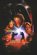Star Wars Episode III 3 Revenge Of The Sith ORIGINAL DS MOVIE POSTER 69x102cm