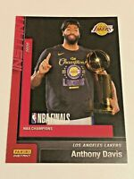 2019-20 Panini Instant Basketball Los Angeles Lakers Set #8 - Anthony Davis