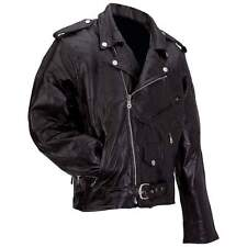 Men's Leather Motorcycle Coats & Jackets | eBay