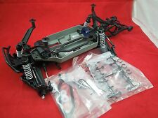 TRAXXAS STAMPEDE  4X4 VXL PRE ROLLER ROLLING CHASSIS 4WD PARTS LOT NEW 4 X 4