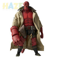 1/12 Hellboy PVC Action Figurine Collection Tissu vers le bas Version En boîte