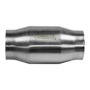 Flowmaster Universal Round Catalytic Converter 3 Inch Inlet/Outlet 2000130