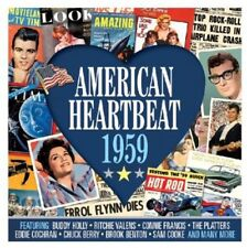 Various Artists, Ame - American Heartbeat 1959 [New CD] UK -