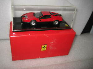 KYOSHO 1/43 FERRARI 512BB RED #05011R OLD SHOP STOCK AWESOME DEATIL THE TO MODEL