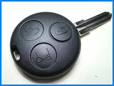 NEW MERCEDES SMART CAR ForTwo City Roadster Pulse 3 BUTTON REMOTE KEY FOB 433Mhz