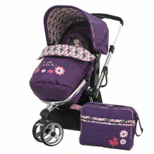Obaby Chase Switch Little Cutie Stroller inc Changing Bag RRP £349 Free p&p NEW