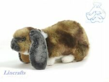 German Lop Eared Rabbit  Plush Soft Toy by Hansa. Sold by Lincrafts. 5530. 25cm
