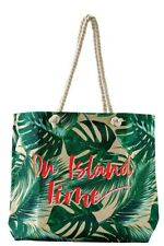 ULTA - On Island Time Tote - Can be used for a Handbag, Beach Bag,  & More - NWT