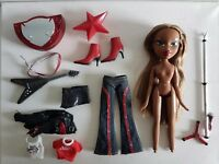 BRATZ Dolls - Rock Angelz SASHA Original Clothing & Accessories