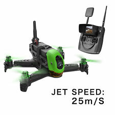 Hubsan X4 JET H123D 5.8G FPV Brushless Racing Drone 720P HD Camera 360° Roll RTF