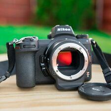 Nikon Z6 24.5MP Mirrorless Digital Camera with FTZ Mount Adapter - Black